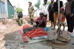 Đào giếng thuê, 2 nam thanh niên bị điện giật thương vong