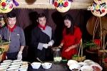 Cách làm hành muối và các món nem cho ngày Tết