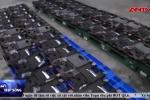 Tịch thu 94 súng ngắn, 472 băng đạn ở sân bay Tân Sơn Nhất