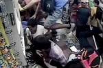 Venezuela trong khủng hoảng: Hàng trăm người tấn công, cướp trắng trợn thực phẩm