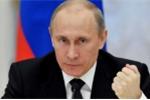 Tổng thống Putin chỉ trích bà Clinton vì đối đấu Nga