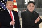 Ông Trump nói không ngại gặp Kim Jong-un