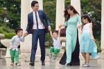 Vợ đẹp, con xinh và cuộc sống gia đình hạnh phúc của MC Phan Anh