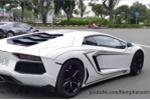 Cường Đô La cùng dàn Lamborghini đại náo Sài Gòn