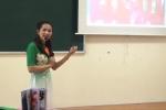 Nữ giáo viên mầm non xinh đẹp tranh tài xử lý tình huống khó trên lớp