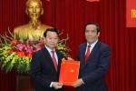 Thứ trưởng Bộ Xây dựng làm Phó Bí thư tỉnh Yên Bái