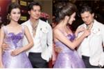 Kim Tuyến diện đồ sexy, chăm chút cho Hiếu Nguyễn như tình nhân