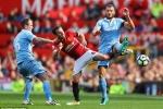Martial ghi bàn, Man Utd vẫn hòa đội cuối bảng