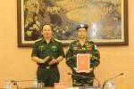 Thêm sỹ quan Việt Nam lên đường làm nhiệm vụ gìn giữ hòa bình