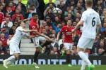 Video kết quả MU vs Swansea: Phá kỷ lục bất bại, MU vẫn lỡ hẹn top 4