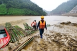 Lũ quét lịch sử ở Yên Bái: Còn 8 người mất tích
