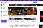 Trang chủ mới Yahoo - Trải nghiệm đồng nhất trên mọi thiết bị