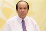 Bộ trưởng Mai Tiến Dũng: 'Có công chức mặc cả với doanh nghiệp tỉ lệ phần trăm dự án'