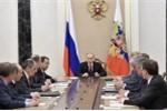 Mỹ tấn công Syria: Tổng thống Putin triệu tập Hội đồng an ninh Liên bang