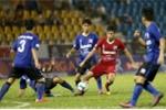 Cầu thủ trẻ Trần Đình Khương lên tuyển Việt Nam thay Đình Luật