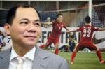 'Ông bầu' đặc biệt đứng sau chiến công lịch sử của U19 Việt Nam