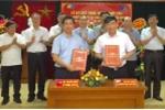 Ký kết thỏa thuận hợp tác giữa Đài truyền hình kỹ thuật số VTC và Đài PTTH Thái Bình