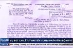 Tỉnh Tiền Giang phản ứng Bộ GTVT vụ BOT Cai Lậy