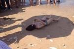 Hai du khách gặp nạn khi tắm biển Đồ Sơn ngày nắng nóng