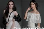Angela Phương Trinh kéo váy cao quá đùi, sexy lấn át Hoa hậu Đỗ Mỹ Linh