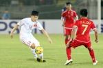 'Tuyển Việt Nam thua Myanmar trong hiệp 2'