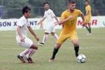 Có trận đấu U19 Đông Nam Á tại Việt Nam bị dàn xếp tỷ số?