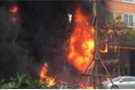 Cháy lớn dãy nhà hàng, quán karaoke ở Hà Nội: Ít nhất 13 người thiệt mạng