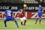Chung kết lượt đi AFF Cup 2016: Indonesia xuất sắc hạ Thái Lan
