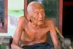 Cụ ông 145 tuổi già nhất thế giới bị 'thần chết bỏ quên'