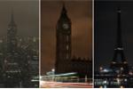 Video: 7.000 thành phố trên thế giới lần lượt tắt đèn đánh dấu 10 năm Giờ Trái đất