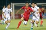 Video kết quả U19 Việt Nam vs U19 Đài Loan: U19 Việt Nam chơi hay hơn đàn em Công Phượng