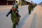 Myanmar điều thêm hàng nghìn quân dọc biên giới với Ấn Độ