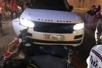 Clip: Rượt bắt tên cướp xe Range Rover kịch tính trên phố Hà Nội