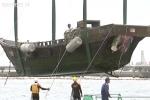 Nhật Bản phát hiện hàng chục 'tàu ma' nghi có ngư dân Triều Tiên