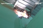 Nổ lớn làm hư hỏng nhiều nhà dân ở Ninh Thuận: Thông tin mới nhất