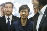Cựu Tổng thống Hàn Quốc Park Geun-Hye bị bắt giữ