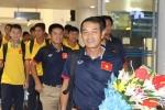 U16 Việt Nam về nước, nhận thưởng lớn