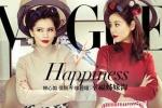 Lâm Tâm Như vừa sinh con đã lên trang bìa tạp chí