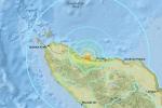 Động đất dữ dội tấn công đảo Sumatra, Indonesia