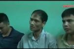 Clip bắt nghi phạm số 1 vụ thảm sát chấn động Quảng Ninh