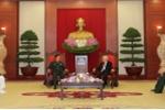 Tổng Bí thư tiếp Phó Chủ tịch Quân ủy Trung ương Trung Quốc