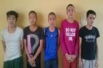 Nhóm thanh niên mang đao kiếm đi quyết đấu ở Đồng Nai