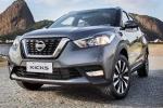 SUV cỡ nhỏ giá rẻ Nissan Kicks 2016 sắp bung hàng