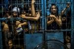 Những hình ảnh ấn tượng trong cuộc chiến chống ma túy của Philippines