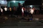 Tai nạn thảm khốc, 3 thanh niên đi xe máy 'kẹp 3' chết tại chỗ
