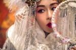Ảnh cưới của sao gốc Việt Chung Lệ Đề và chồng trẻ kém 12 tuổi gây sốt