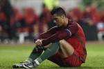Thống kê đáng xấu hổ của Ronaldo sau vòng 1 EURO 2016