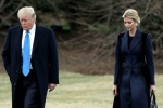 Ivanka Trump chính thức làm trợ lý không lương ở Nhà Trắng