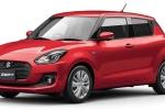 Suzuki Swift thế hệ mới trình làng, giá từ 11.452 USD
