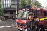 Khách sạn Noo Phước Thịnh, Miu Lê đang ở bị cháy